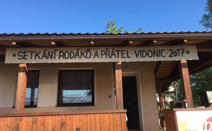 Setkání rodáků a přátel Vidonic